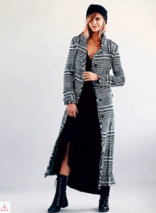 Recognition Maxi Coat - freepeople.com