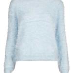 Fuzzy. Sweaters.