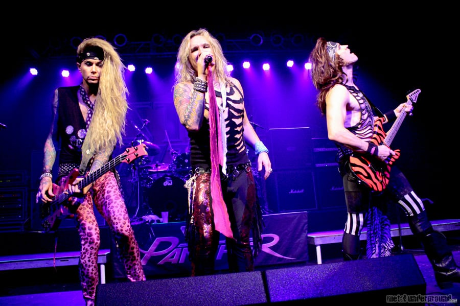 Steel Panther at House of Blues Sunset