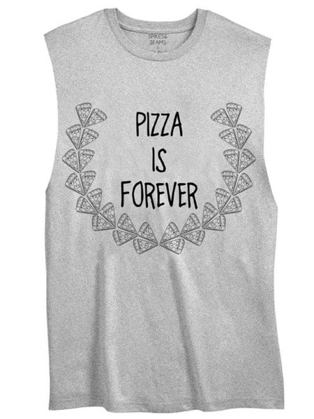 "Nylon Shop ""Pizza Is Forever"" T-shirt"