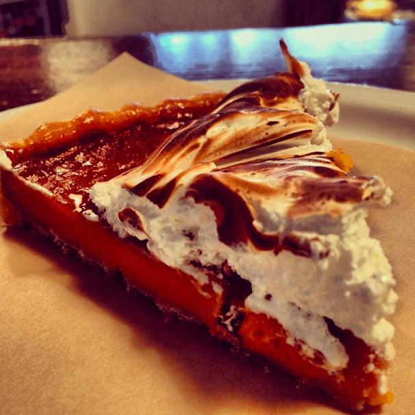 Sweet Potato Pie from Pie Hole LA