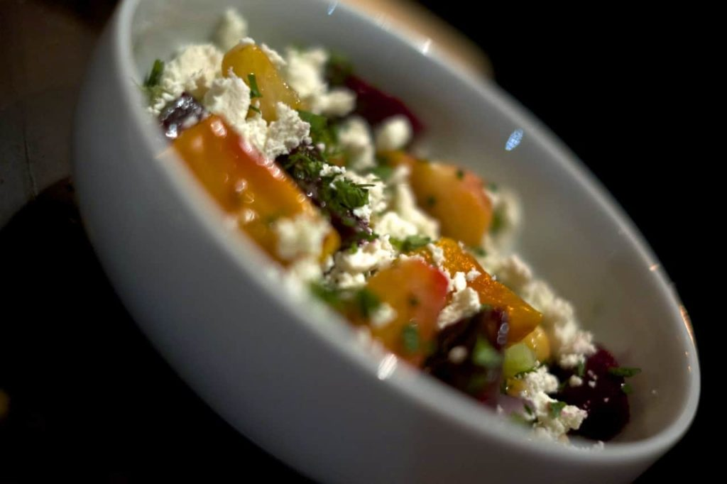 Love & Loathing LA: Republique Beet Salad