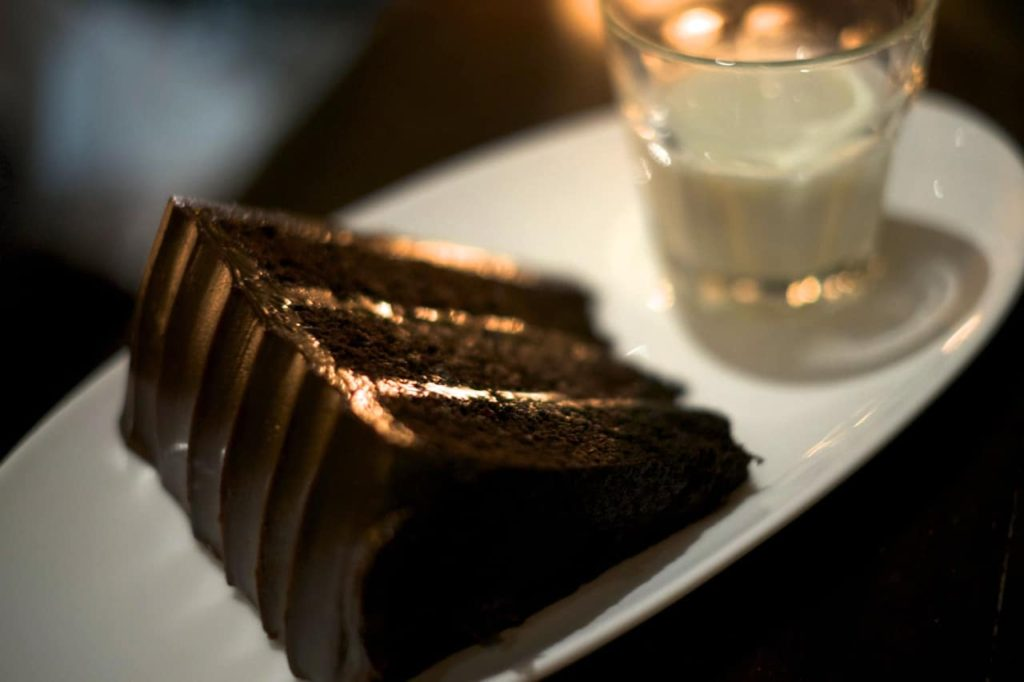 Love & Loathing LA: Republique Salted Carmel Chocolate Cake