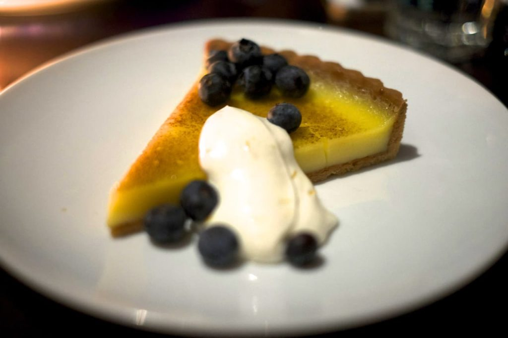 Love & Loathing LA: Republique Meyer Lemon Tart