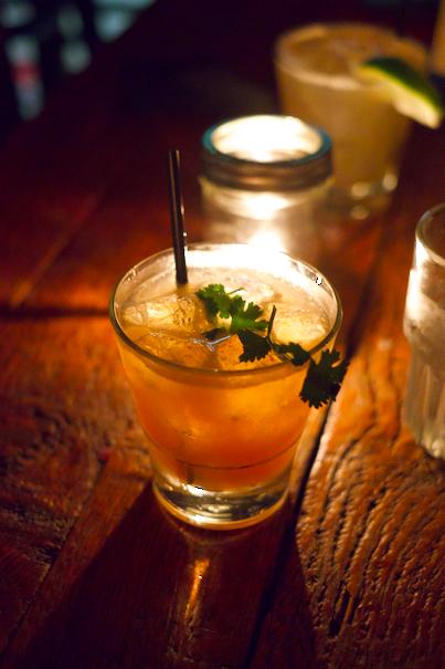 Love & Loathing LA: Oldfields Cocktail