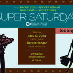Super Saturday Hosted By Rachel Zoe & Molly Sims | Santa Monica