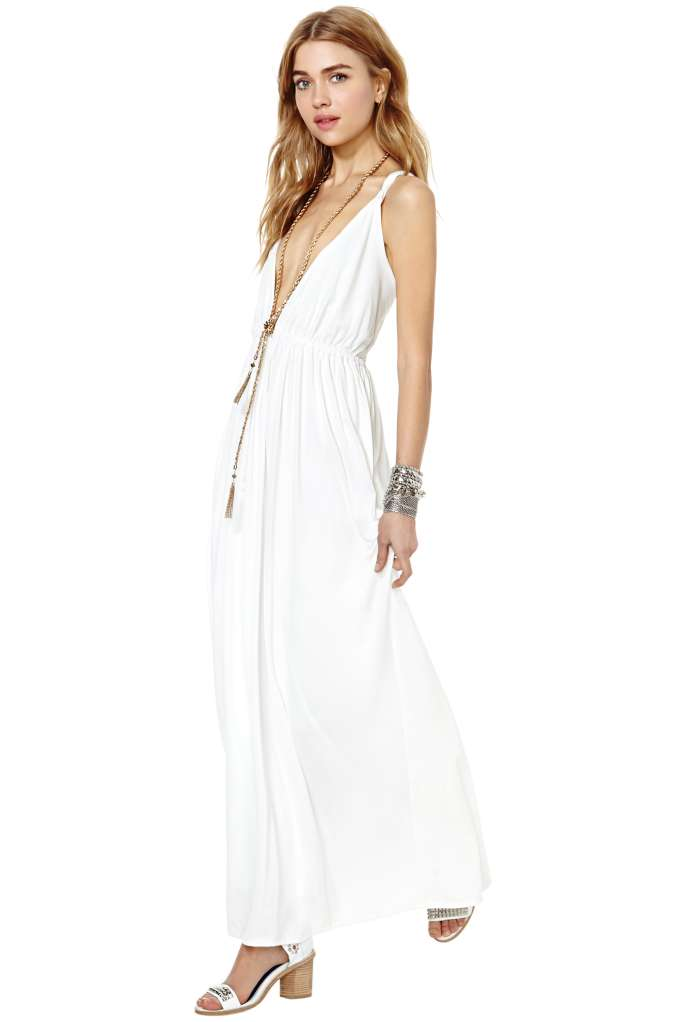 Nasty Gal Mythical Dress $68