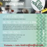 HEADS UP! | LA Street Food Fest | June 28