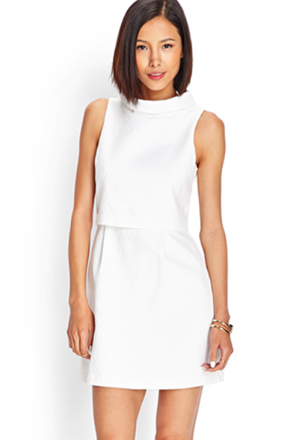 Forever21 Classic Tiered Dress $27.80