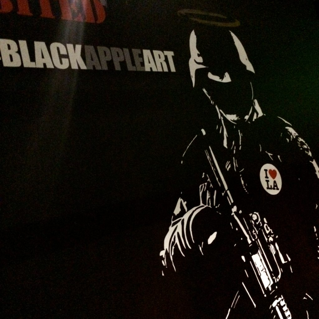 Black Apple Art - Contraband 2