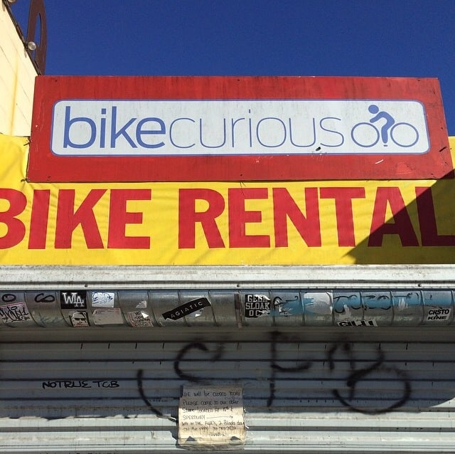Only In LA: Bikecurious