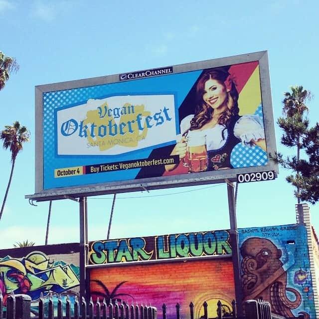 Only In LA: Vegan Oktoberfest