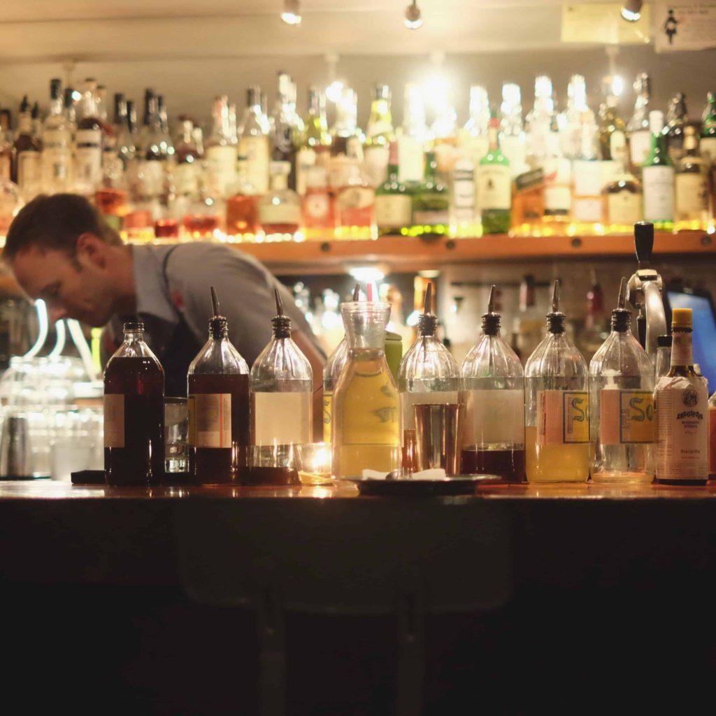 Bar at Pok Pok