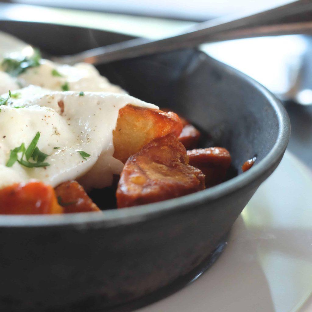 Tasty n Alder Potatas Bravas