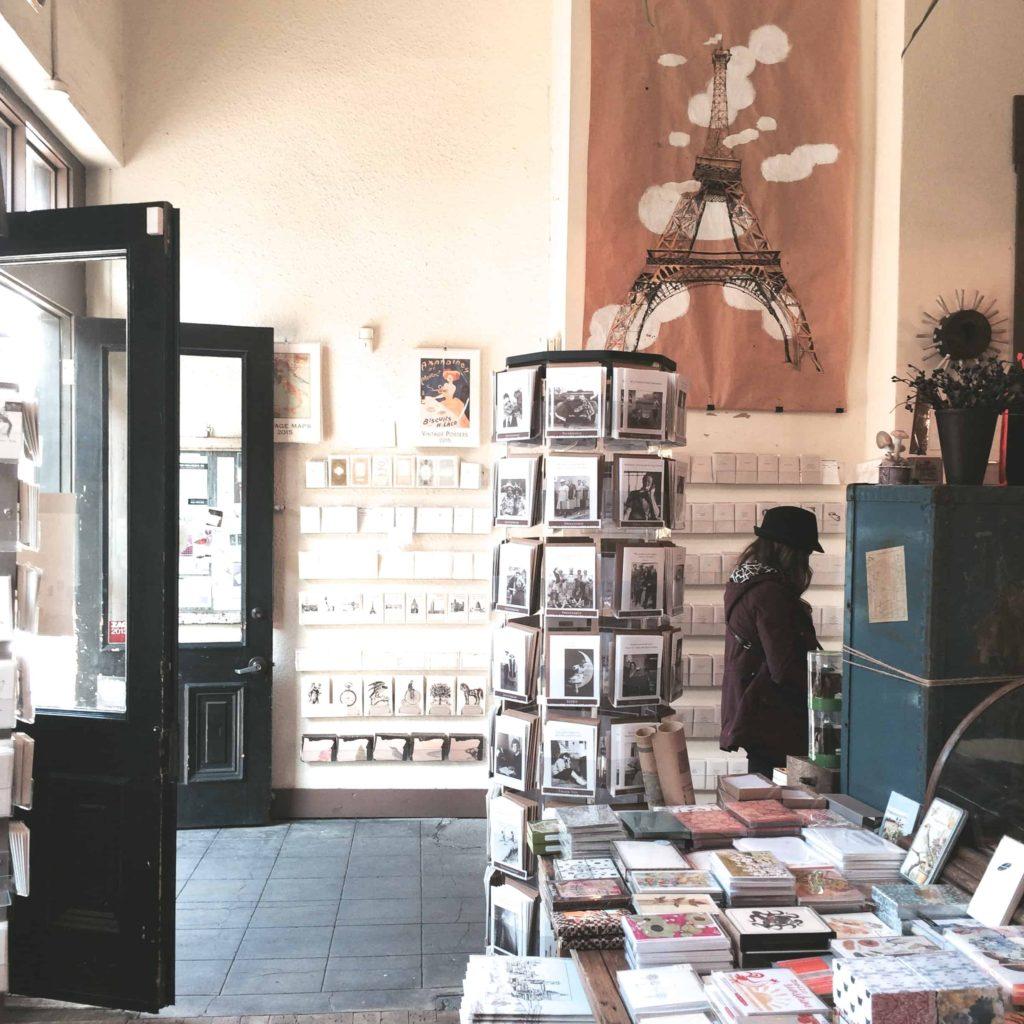 Downtown Portland Letterpress Shop