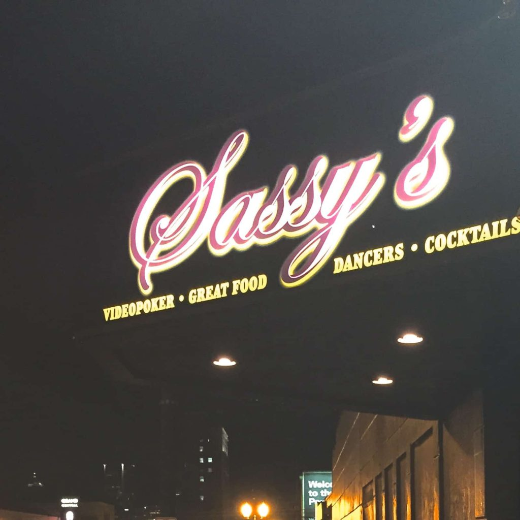 Sassy's Bar