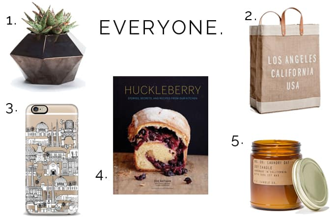 2014 Holiday Gift Guide | Los Angeles