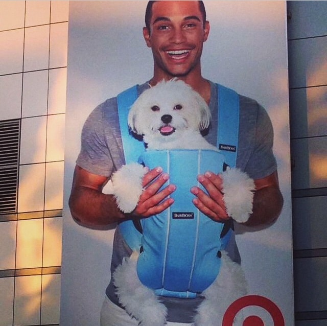 Only In LA: WeHo Target Ad