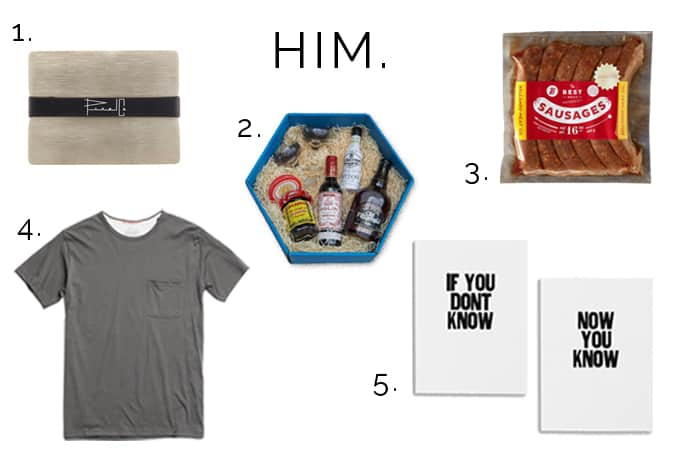 Shopping Local For 'Him' Guide 2014 | Los Angeles
