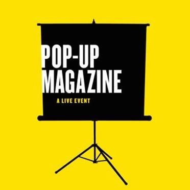 Pop Up Magazine Logo
