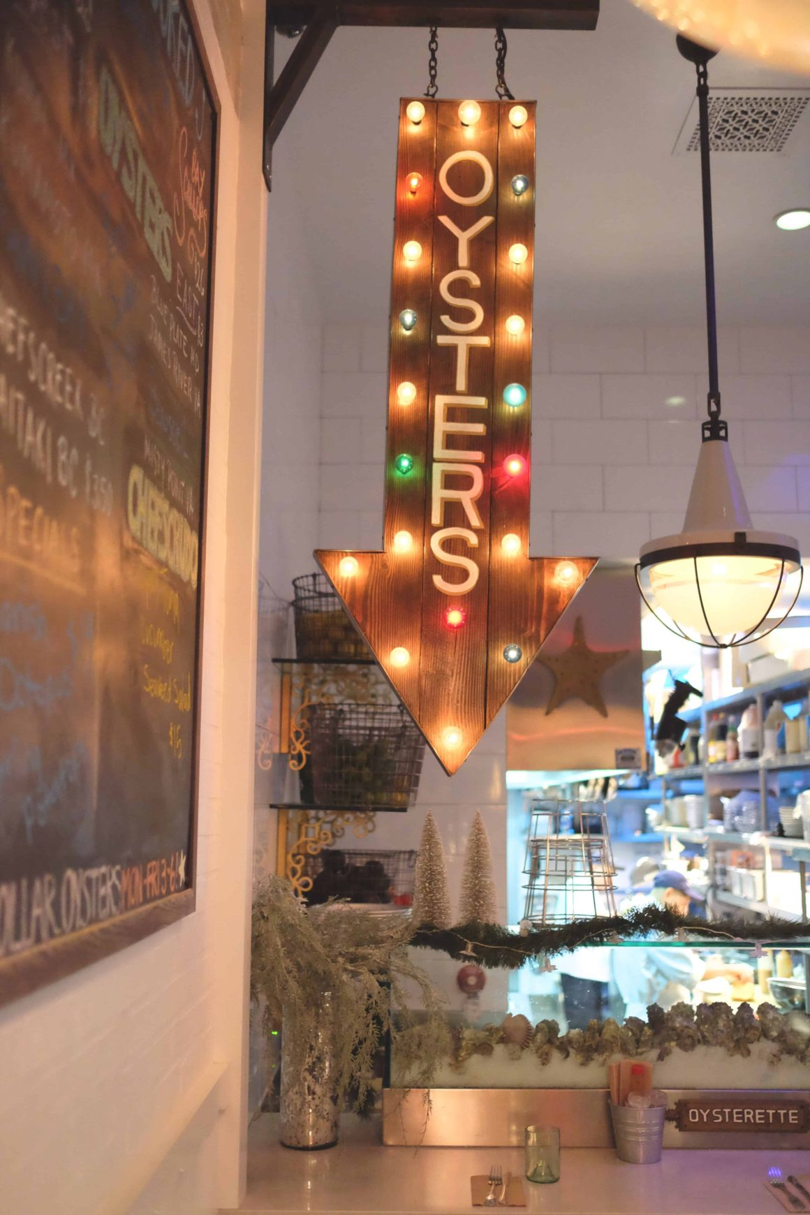 Blue Plate Oysterette | WeHo