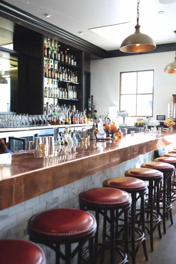 Terrine LA Bar