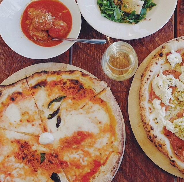 Prova Pizza   @loveandloathingla