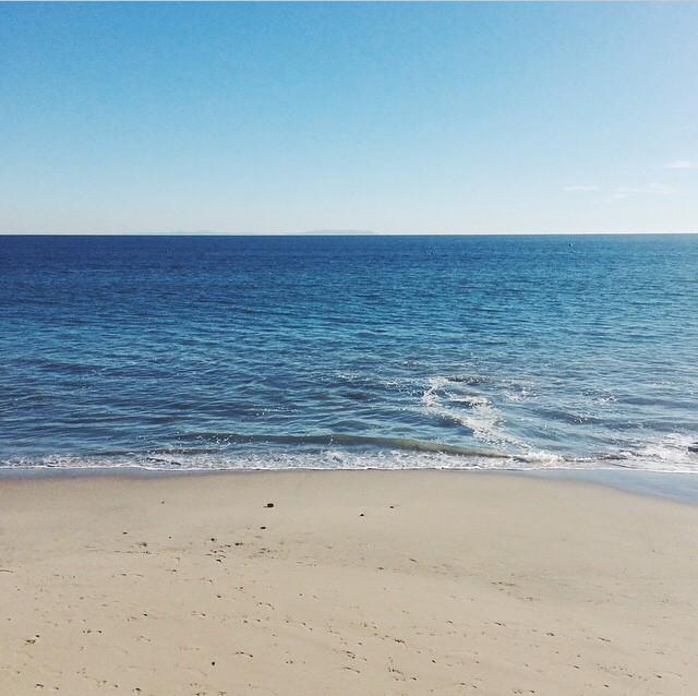 Beach Instagram   @loveandloathingla