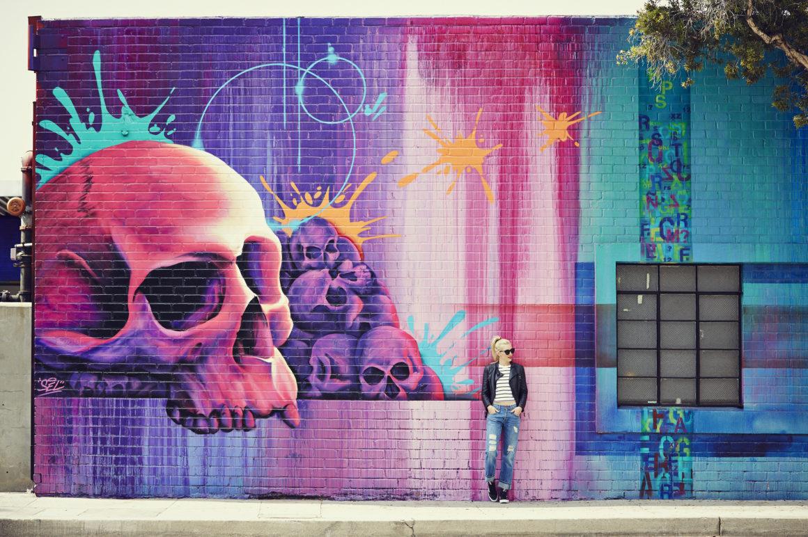 2 Spring Trends + 1 (Huge) RISK Mural