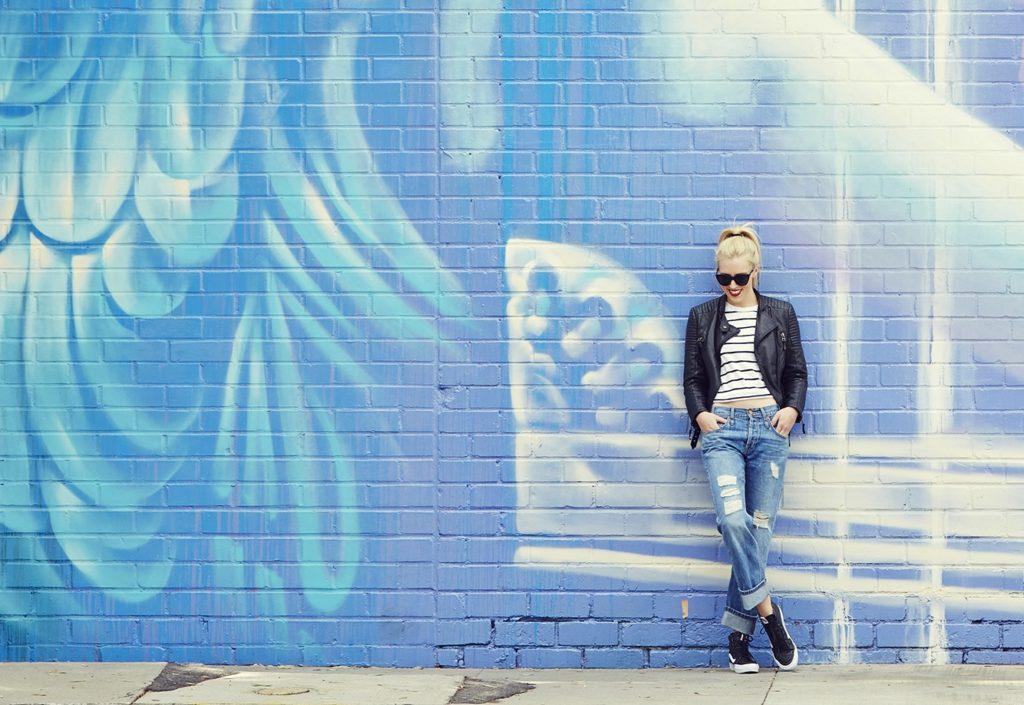 Love & Loathing LA: RISK Mural in Santa Monica