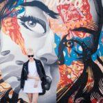 White + Leather + Tristan Eaton