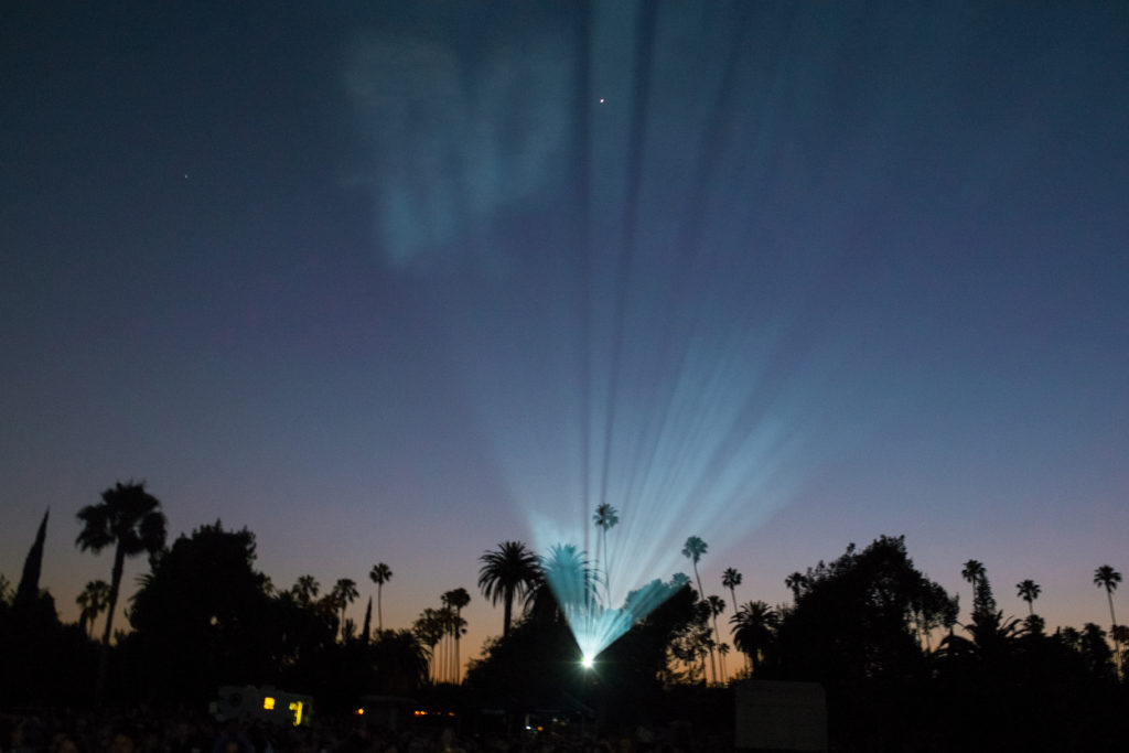 Love & Loathing LA: Cinespia Hollywood Forever Cemetery Screening