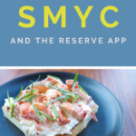 Dining With Reserve App + Santa Monica Yacht Club