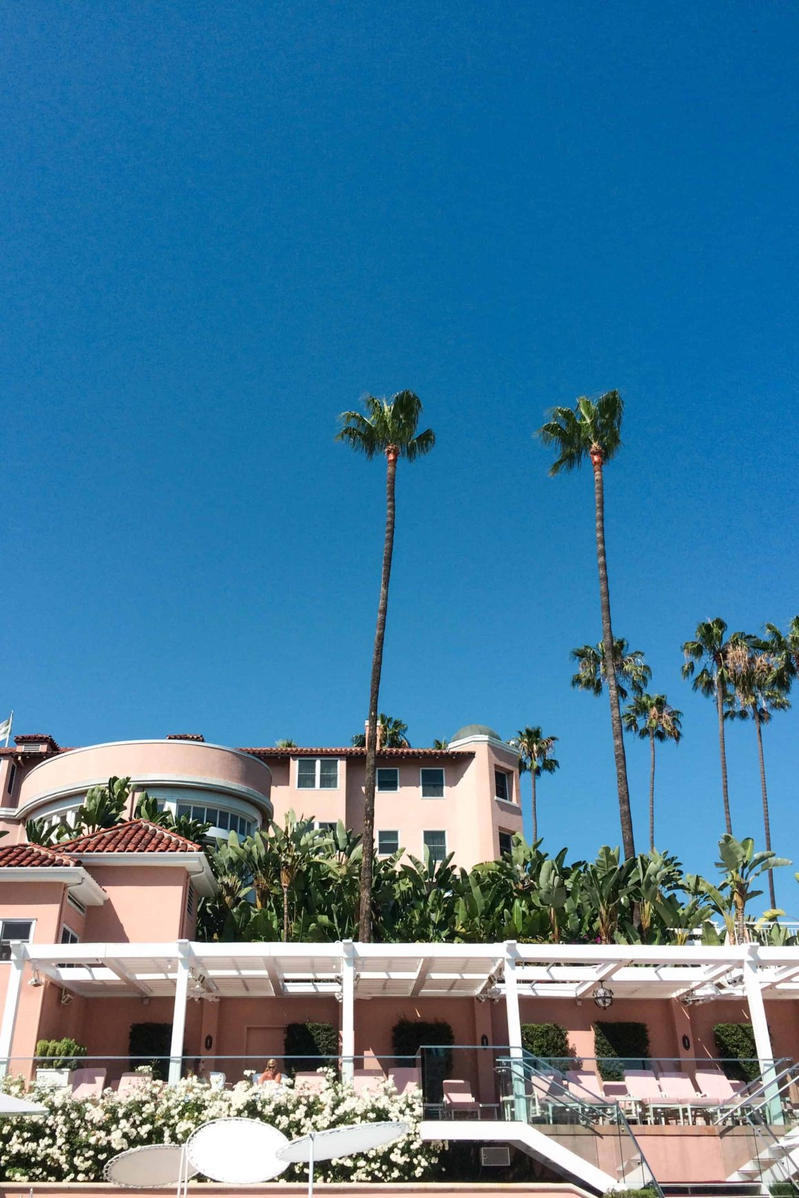 Week No. 6 | The Beverly Hills Hotel Visit