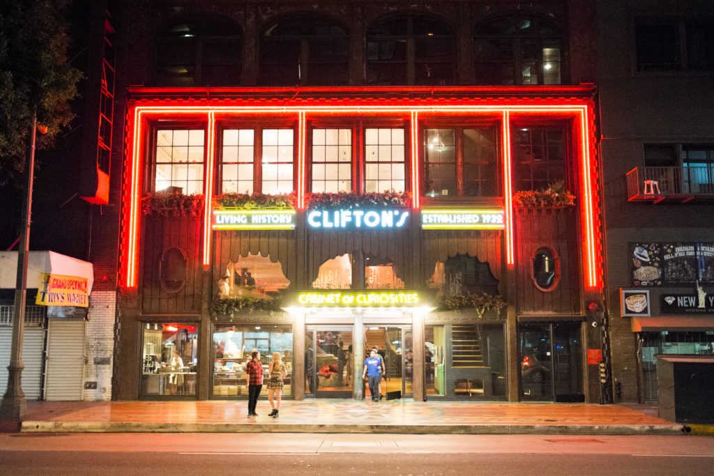 Love & Loathing LA: Clifton's Cafeteria