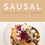 SAUSAL | EL SEGUNDO