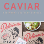 FINALLY! A Stress Free Food Delivery Service In LA. | Meet CAVIAR