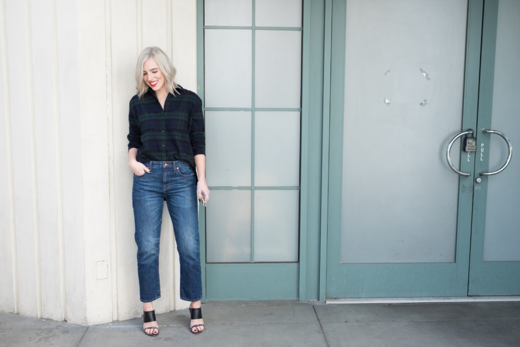 Love and Loathing LA Madewell