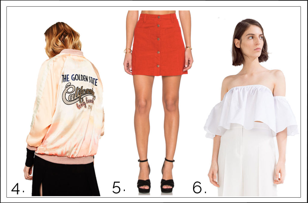 Love and Loathing LA Spring Trends