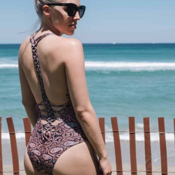 WARM WEATHER TRENDS // NOT YOUR MAMA'S ONE PIECE SWIMSUITS