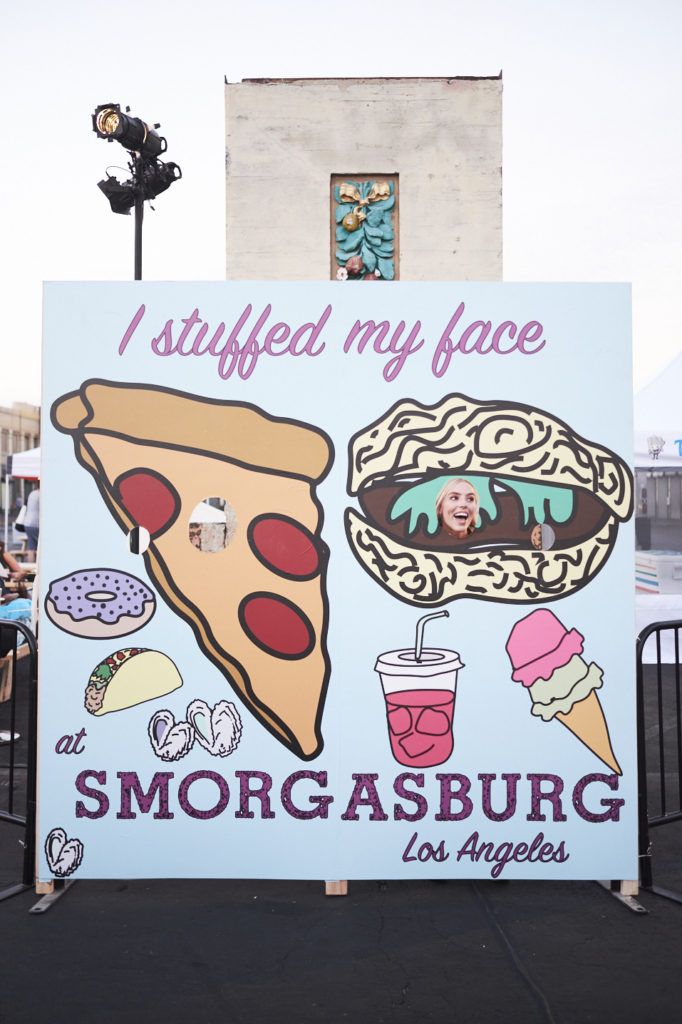 Love and Loathing LA Smorgasburg
