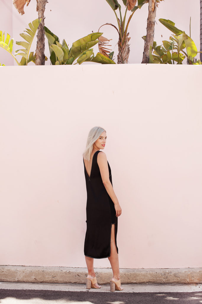 Love and Loathing LA Slip Dress