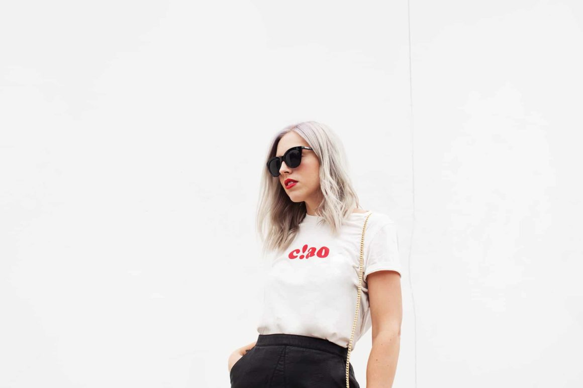 CURRENTLY COVETING: CHIC GRAPHIC TEES