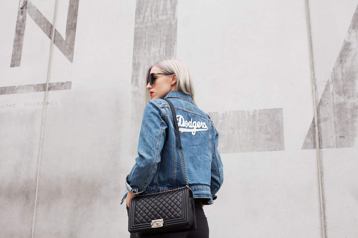 EMBROIDERED DENIM // FALL NECESSITIES