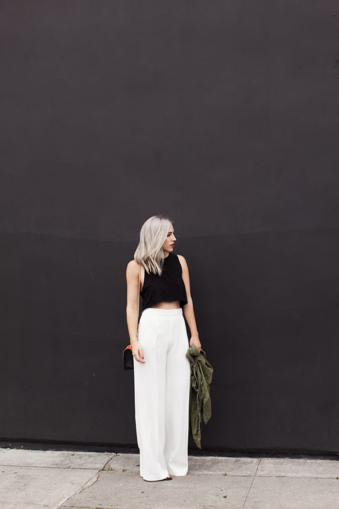 Love and Loathing LA Palazzo Pants