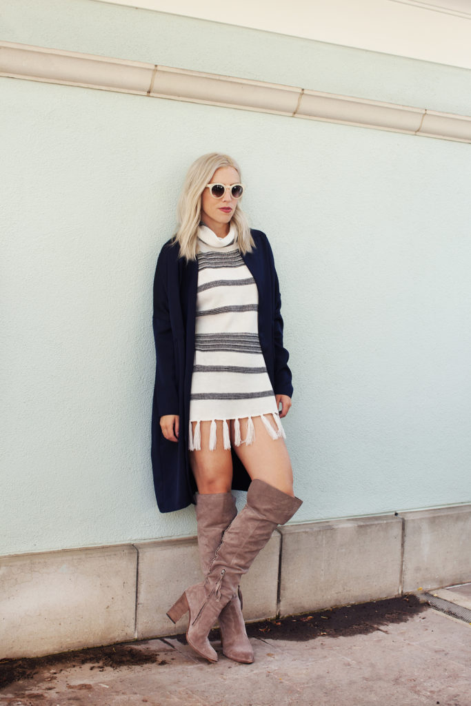 Love and Loathing LA Turtleneck Tunic