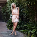 THE LITTLE PINK SLIP DRESS