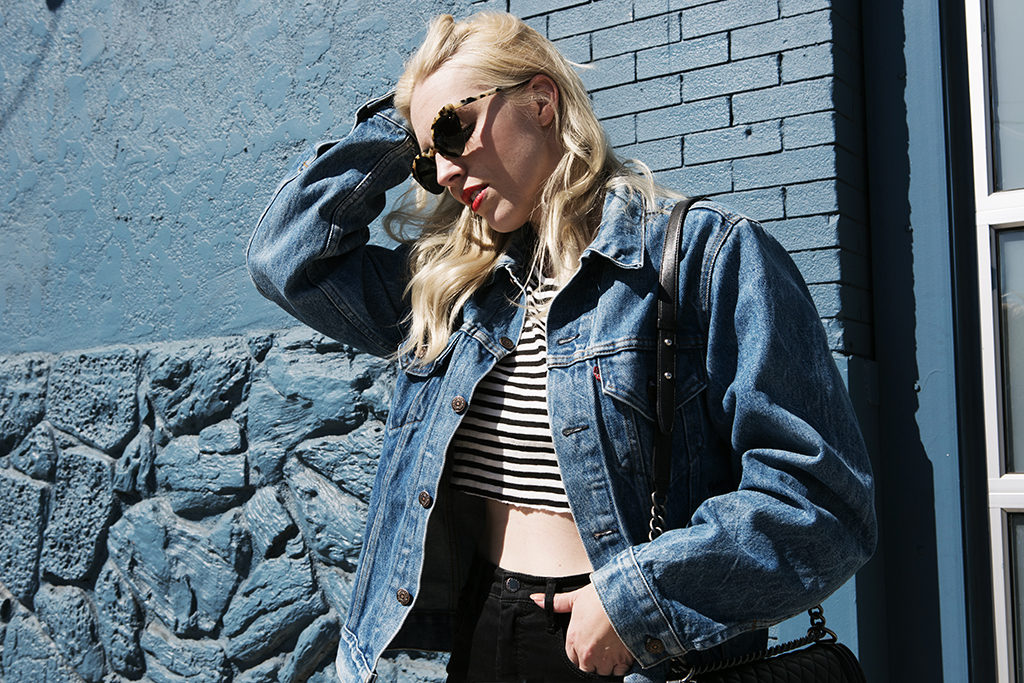 Love and Loathing LA Oversized Denim
