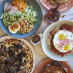 THE FOUR BEST BRUNCH DISHES IN DOWNTOWN SANTA MONICA