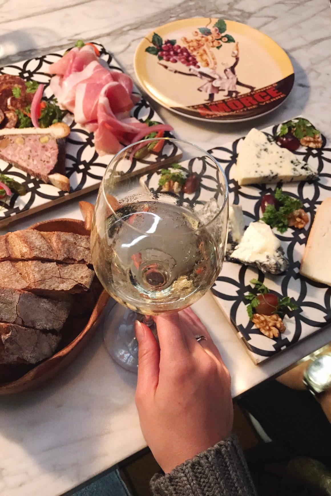 WINE & DINE LIKE YOU'RE IN PARIS AT BELLE VIE